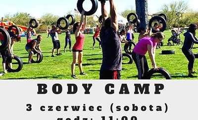 Trening na powietrzu, czyli Body Camp na Ukielu