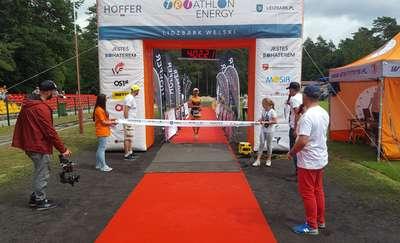 Triathlon w Lidzbarku w lipcu!