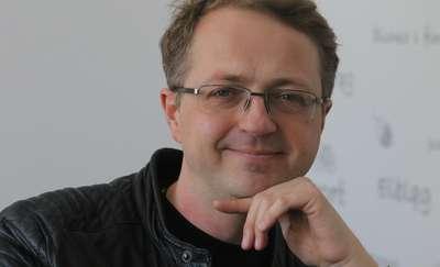 Przemysław Borkowski w rodzinnych Dywitach