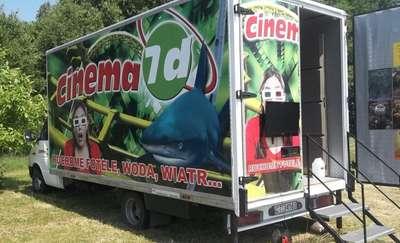 Mobilne kino 7D