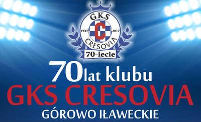 70-lecie Górowskiego Klubu Sportowego Cresovia