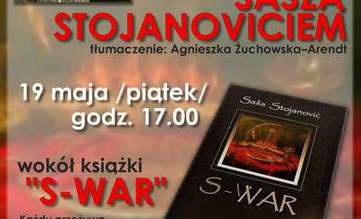 Spotkanie z Saszą Stojanoviciem