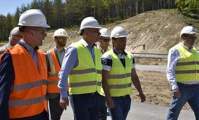 Jeszcze w tym roku powstanie ponad 300 metrów chodnika wzduż  DK16 w Tyrowie