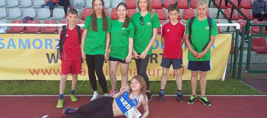 Brawo dla medalistów ze Szkoły Podstawowej w Ruszkowie