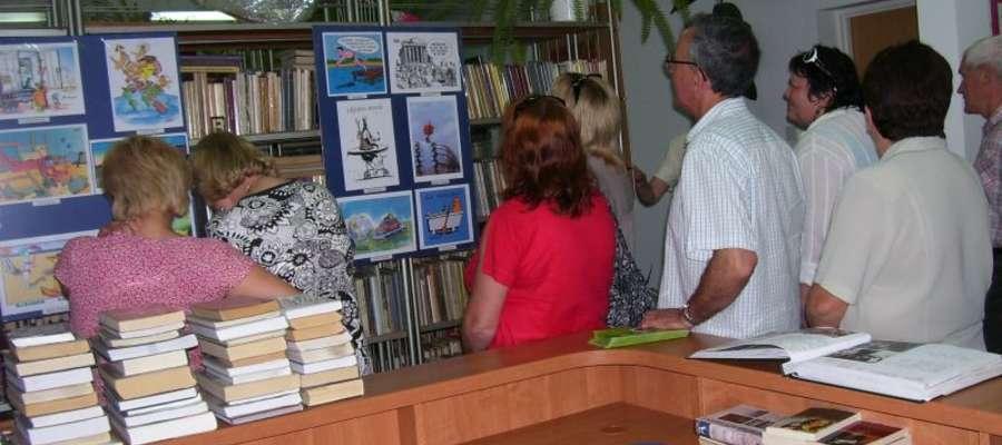 Debata odbędzie się w Bibliotece Publicznej w Rynie. Zdjęcie jest tylko ilustracją do tekstu