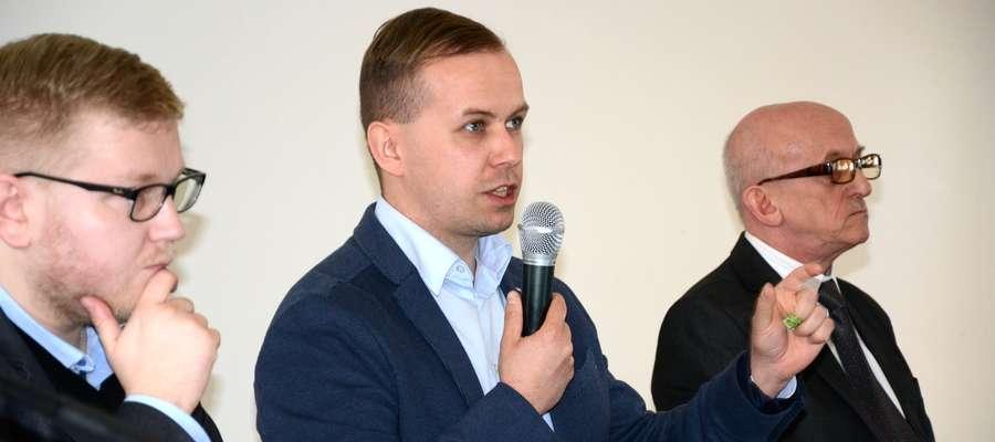 Tomasz Sudoł z Biura Badań Historycznych IPN mówił m.in o bohaterstwie Polaków