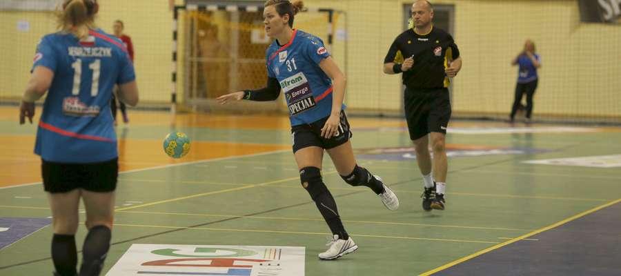 Sylwia Lisewska, Start Elbląg