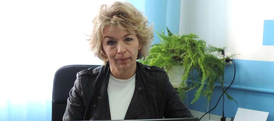 Marzena Nowicka jest dyrektorem dzierzgowskiej podstawówki od 2000 roku