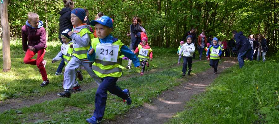 W biegu na dystansie 300 metrów wystartują przedszkolaki