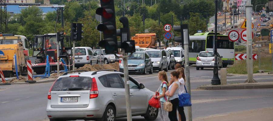 W wakacje 2017 nie będzie wielkich remontów na ulicach Olsztyna