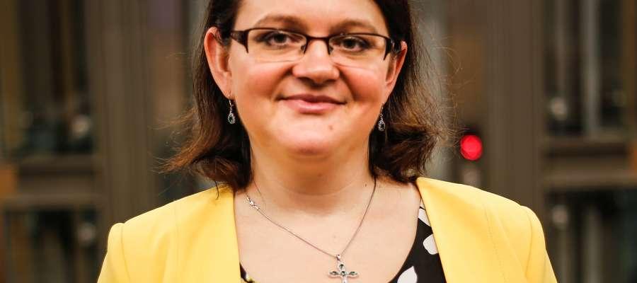 Katarzyna Wachnianin, anestezjolog i koordynator transplantacyjny w Wojewódzkim Szpitalu Zespolonym w Elblągu