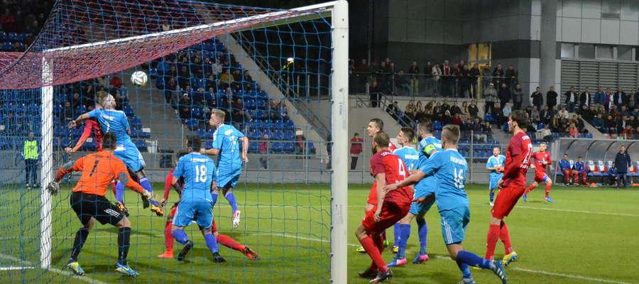 Piłkarze Sokoła ostatni raz w lidze wygrali 22 kwietnia, czas na kolejne ligowe zwycięstwo