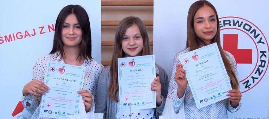W Olimpiadzie oprócz gimnazjalistek sukces odniosła uczennica SSP 2 w Iławie