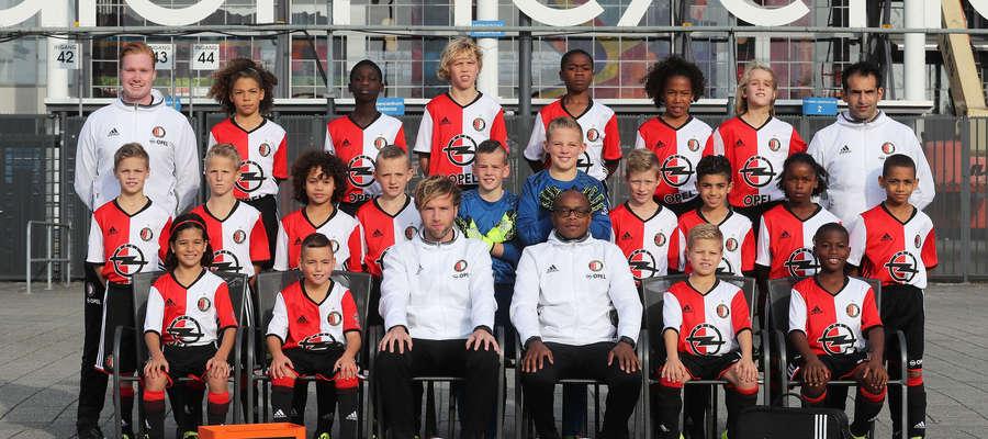 Feyenoord Rotterdam zadebiutuje w turnieju piłkarskim Ostróda Cup 2017