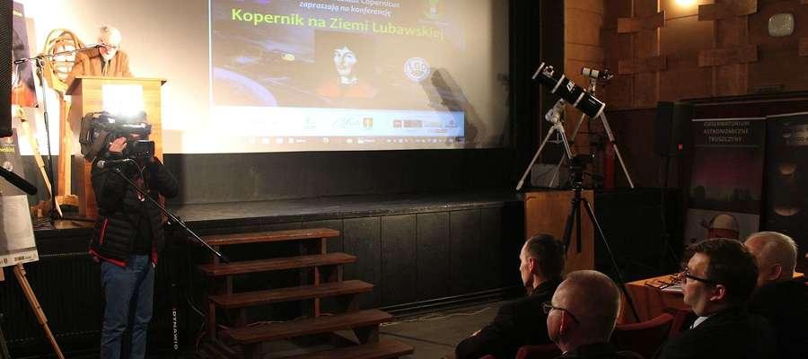 Konferencja naukowa o Mikołaju Koperniku odbyła się też rok temu w Lubawie