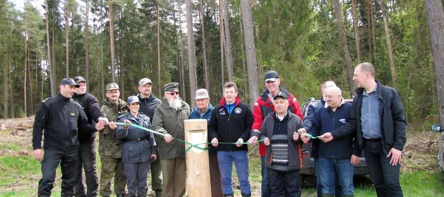 Święto Lasu Nadleśnictwa Bartoszyce w powiecie lidzbarskim