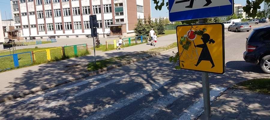 Lidzbark Warmiński dostał 30 tys. złotych na poprawę bezpieczeństwa pieszych na ul. Słonecznej