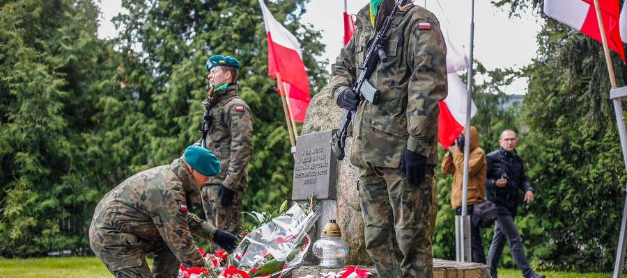 72. rocznica wyzwolenia Obozu Koncentracyjnego Stutthof
