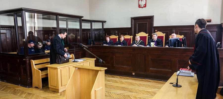 W Sądzie Okręgowym w Elblągu rozpoczął się proces Zenony K.