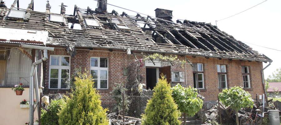 Przyczyny pożaru ustala biegły