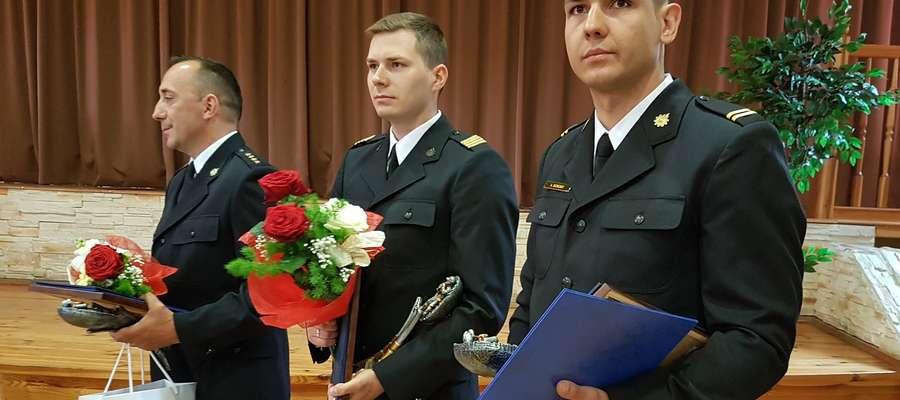 Łukasz Borowy, Piotr Wołejko i Ireneusz Harhaj