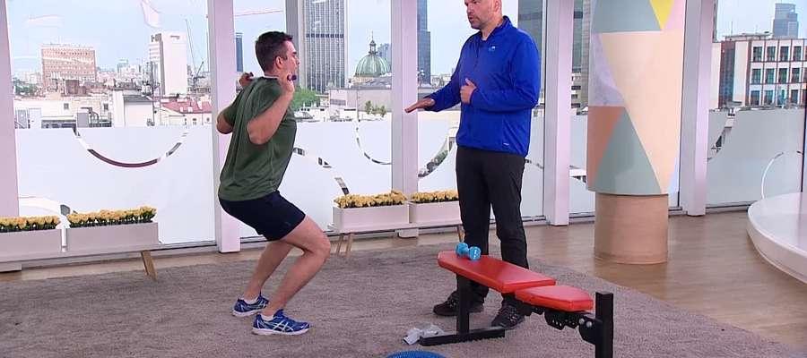 Jak przygotować się do ćwiczeń na siłowni?
