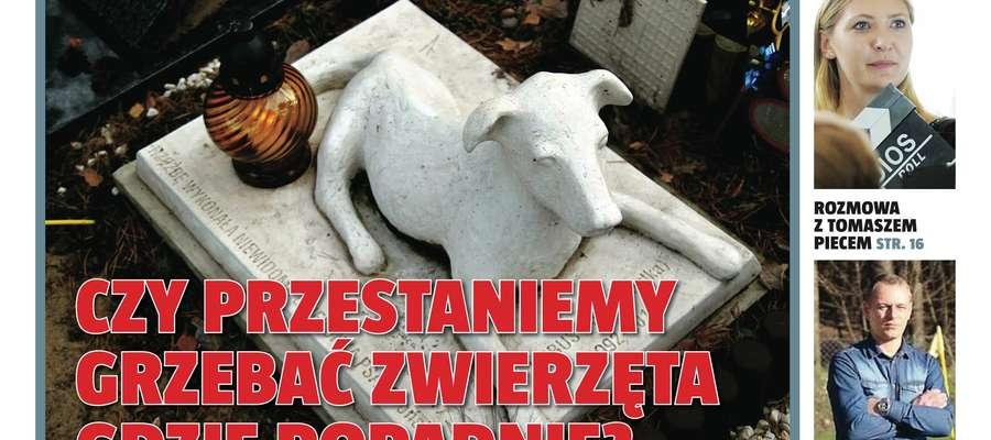 Okładka Kuriera Mrągowskiego