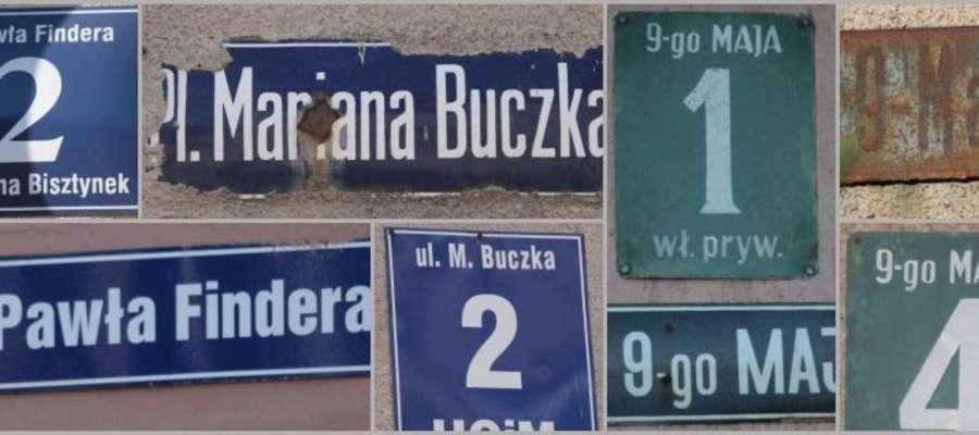 Zmienią nazwy tych ulic w Bisztynku
