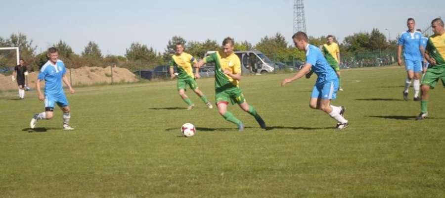 Wilczek nie sprostał liderowi z Pasymia. Piłkarze z Wilkowa polegli 0:4.