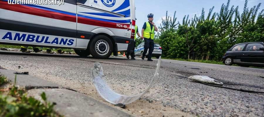 Czarna seria na drogach, dwie osoby zginęły. Policja zapowiada surowsze kontrole