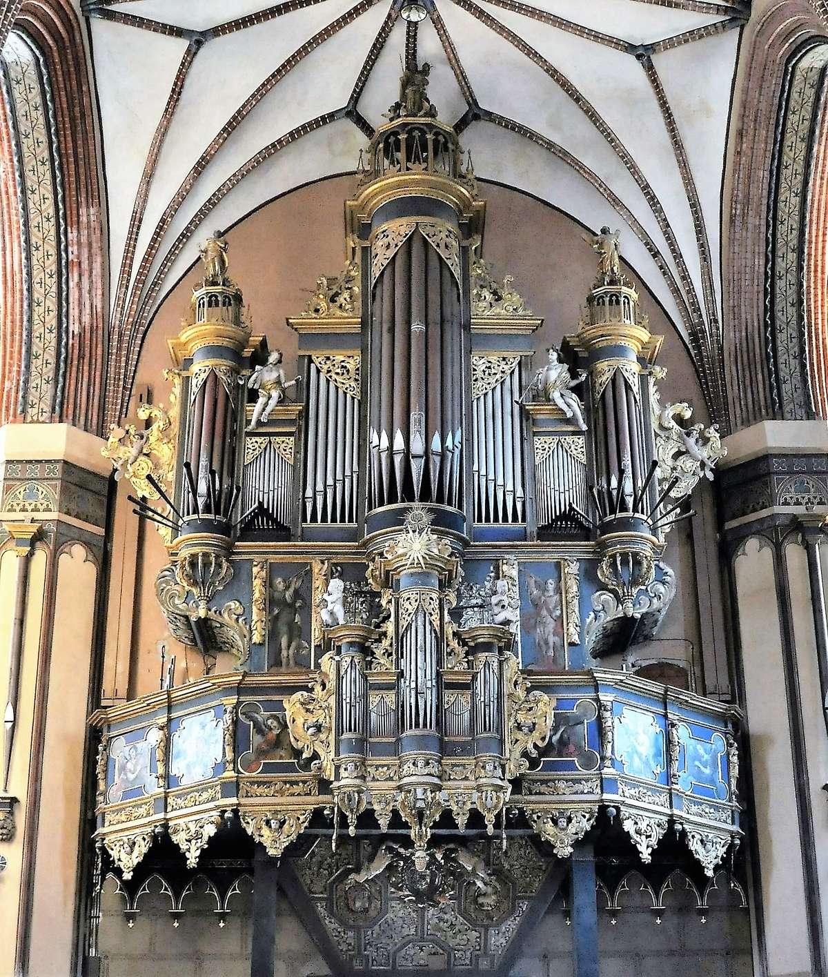 Organy zabrzmią we Fromborku - full image