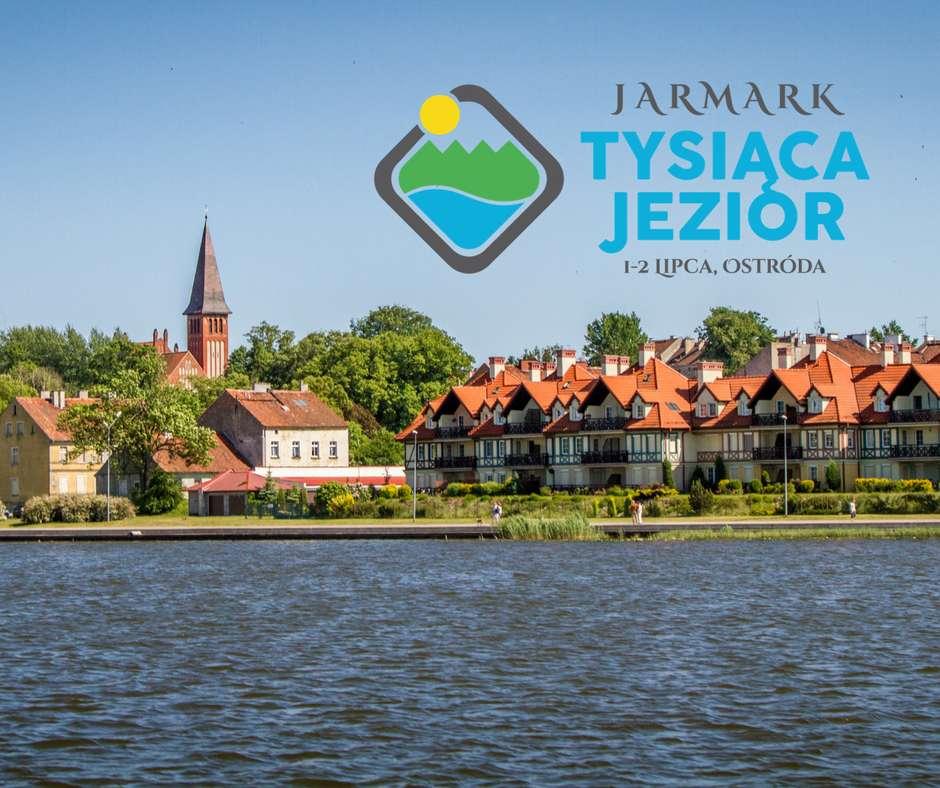 Jarmark Tysiąca Jezior w Ostródzie - full image