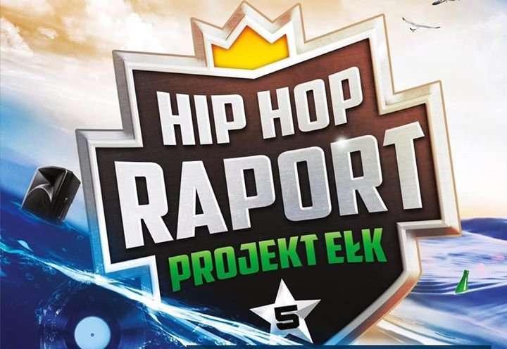 Hip Hop festiwal na plaży - full image