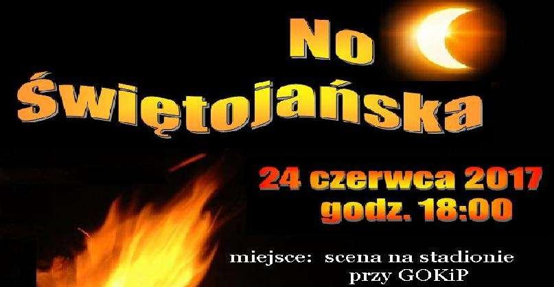 Noc Świętojańska w Baniach Mazurskich  - full image