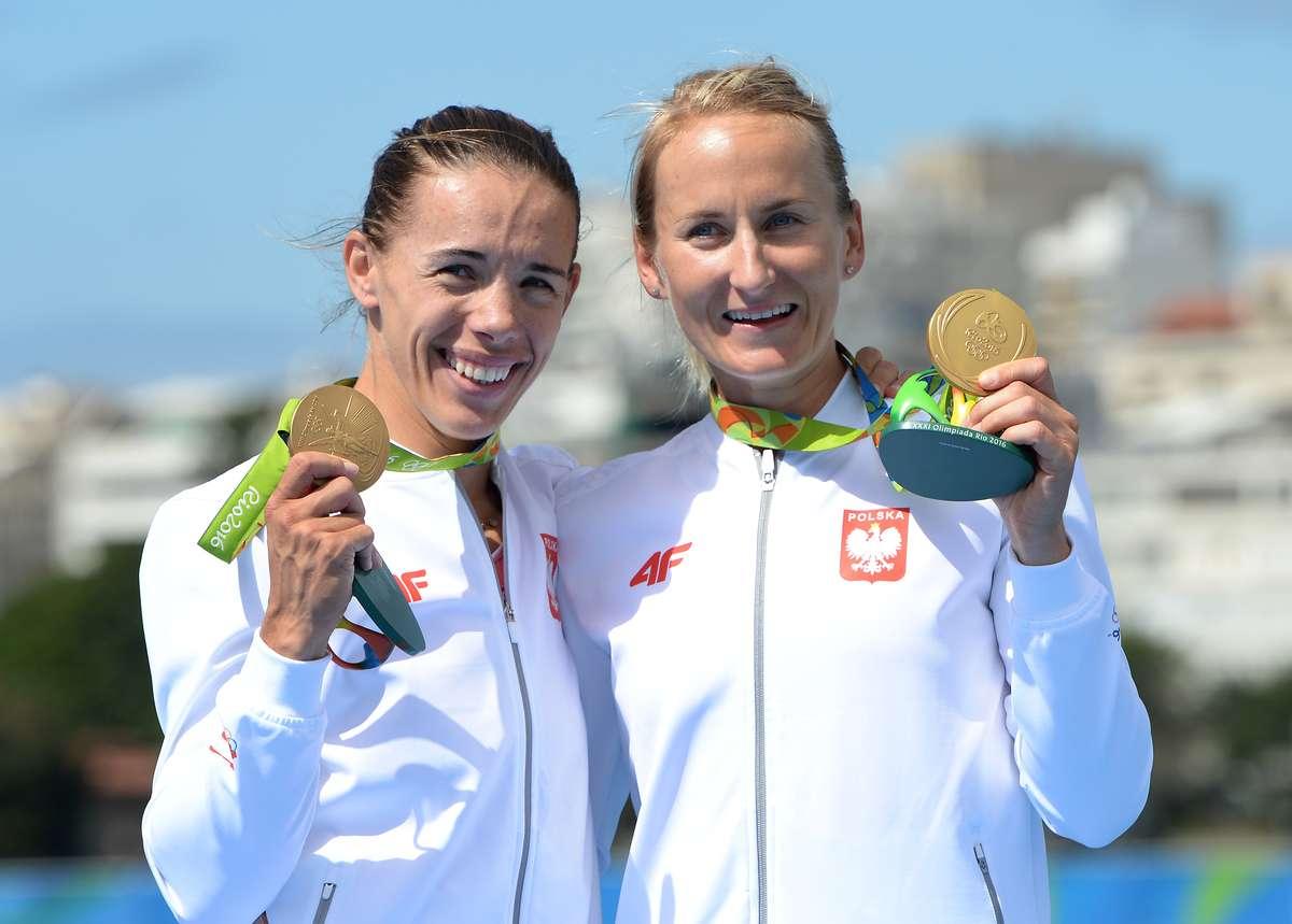 Spotkanie z Mistrzyniami Olimpijskimi z Rio de Janerio 2016 - full image