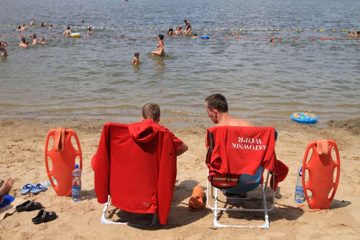 Sprawdź, gdzie można kąpać się na Warmii i Mazurach - full image