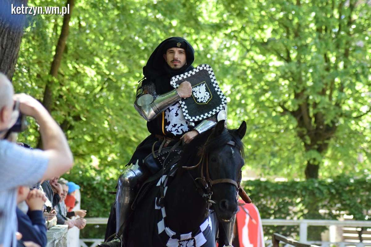 Pokazy walk konnych ozdobą turnieju rycerskiego [ZDJĘCIA] - full image