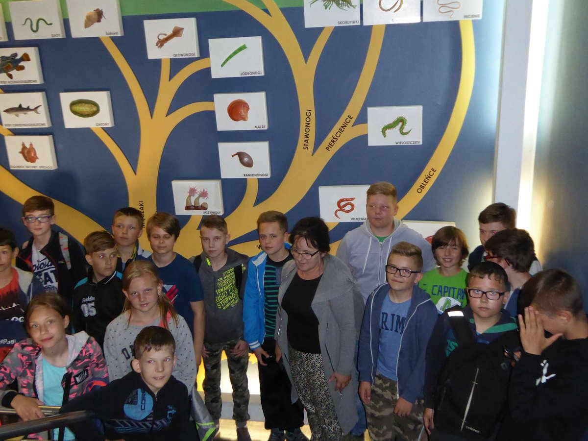 Uczniowie w Gdyni