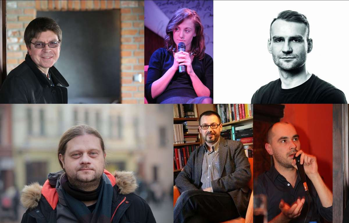 Literackie drogi pisarzy z Olsztyna - full image