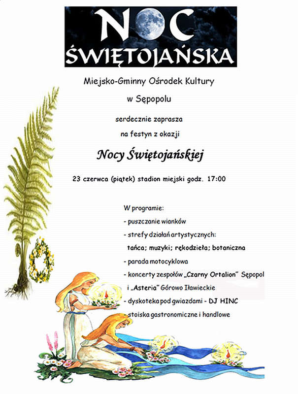 Noc Świętojańska 2017 - full image