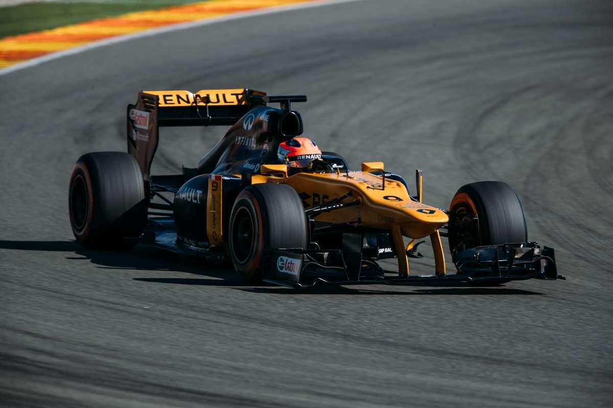 Kubica na jeden dzień powrócił do F1 - full image