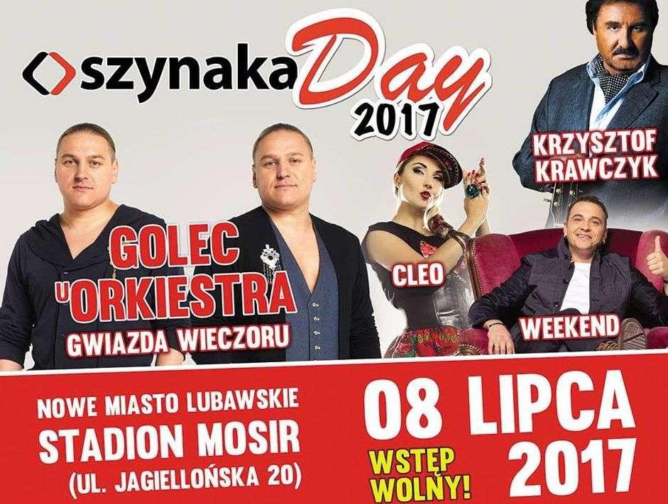 GOLEC uORKIESTRA gwiazdą wieczoru Szynaka Day! - full image