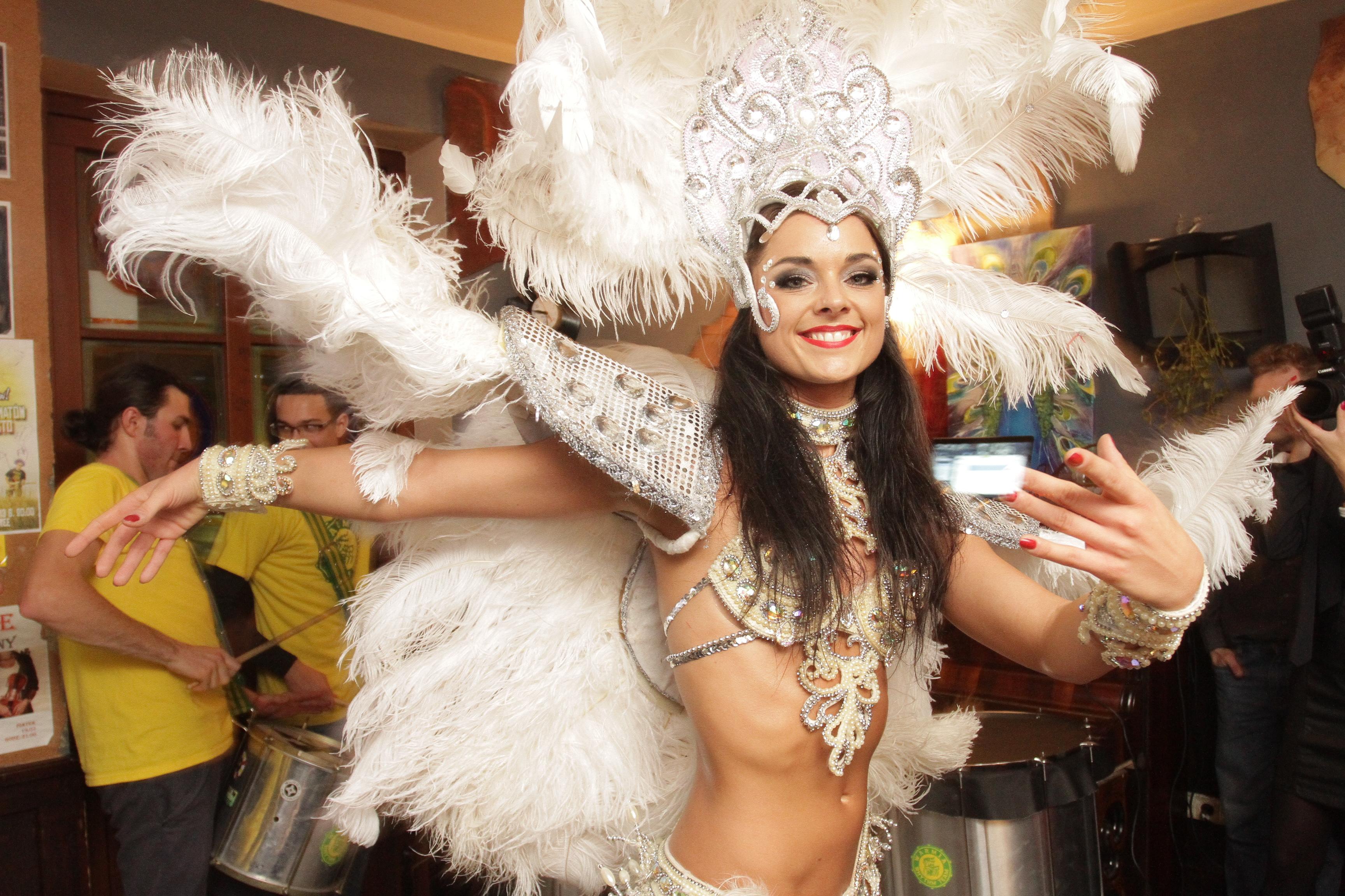 Katarzyna Kashira Stocka będzie jedną z prowadzących festiwalu Burning Girl 10 czerwca