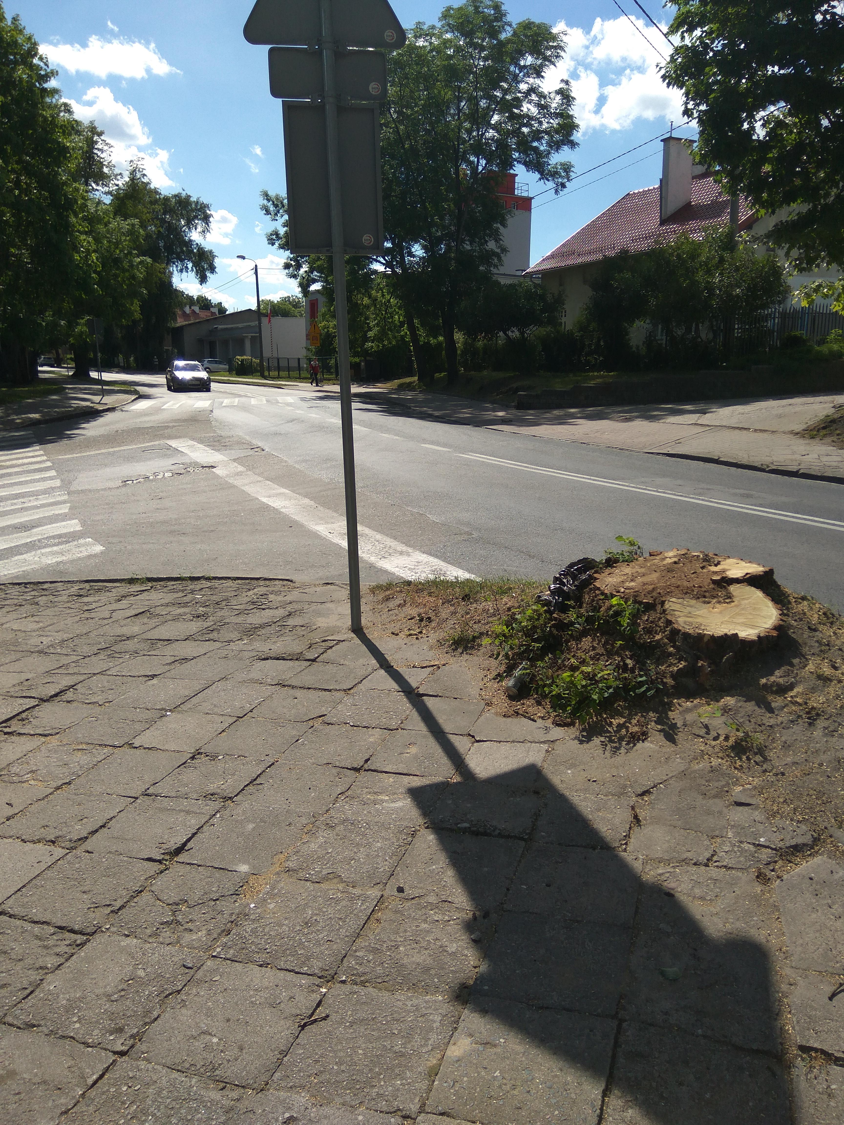 skrzyżowanie Cicha Zientary-Malewskiej, Olsztyn