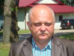 Bronisław F. Puczel, dyrektor Stacji Doświadczalnej Oceny Odmian COBORU w Krzyżewie