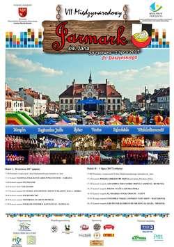 VII Międzynarodowy Jarmark św. Jana w Piszu