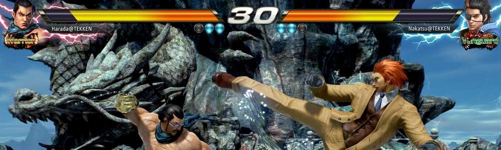 Tekken wraca na tron króla bijatyk