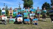 Młodzi malarze w Radzanowie