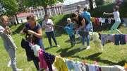 Rodzinne świętowanie w szkole w Grabowie-Wałdykach