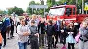 Odwiedzili ochotników i poznali tajniki zawodu strażaka